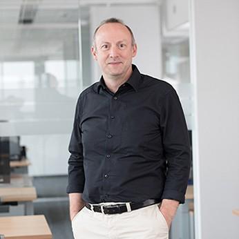 Jörg Burghof: Ausbildungsleiter bei AdmiralDirekt.